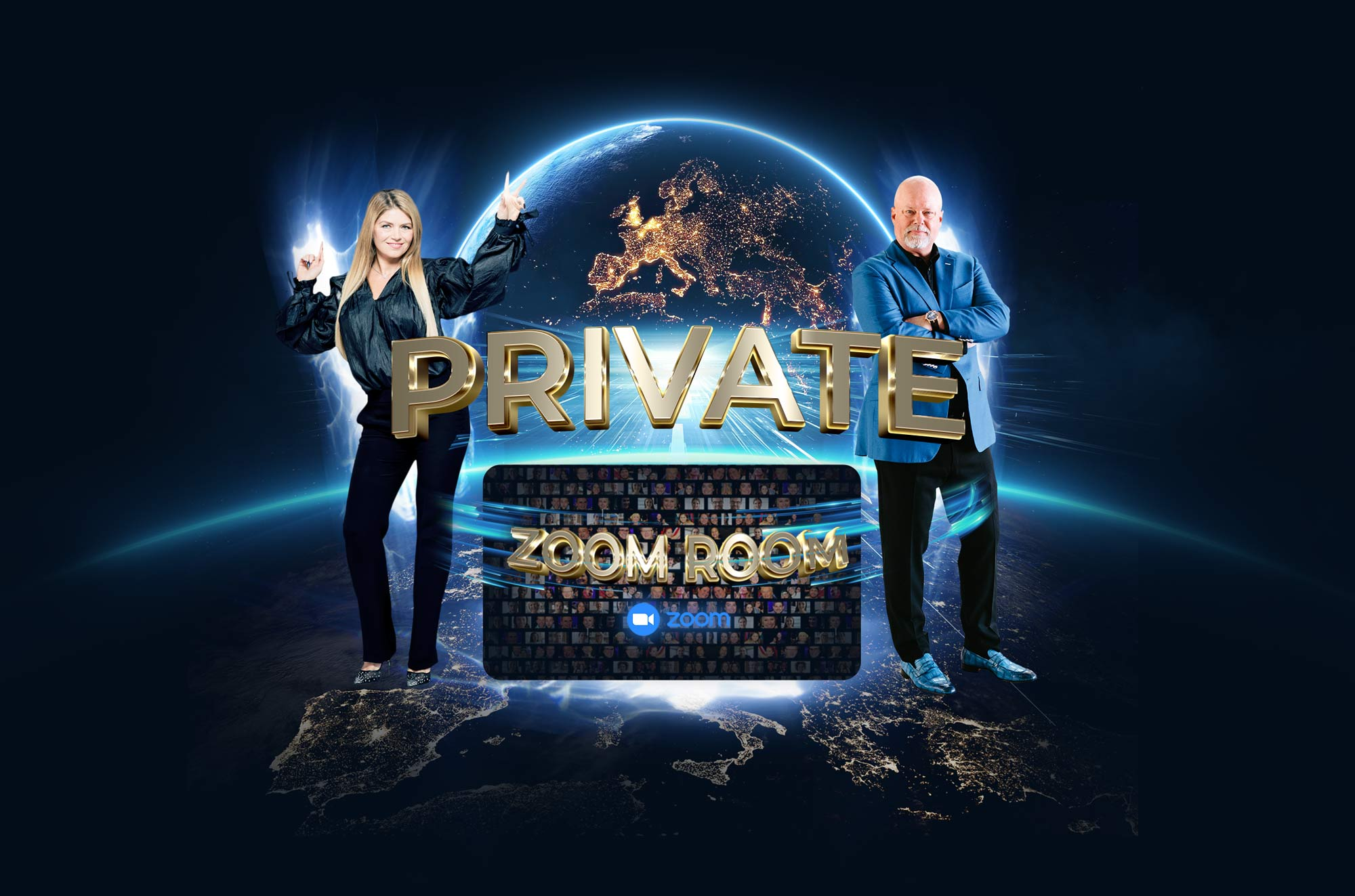 VIRTUAL GO PRO - Apply Here to become the Co-Host Eric Worre is inviting you to become a promotional partner to host your own private zoom room inside the Virtual Go Pro Event
